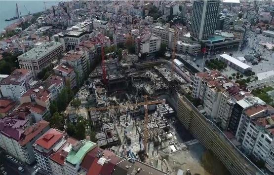 Yeni Atatürk Kültür Merkezi'nin kaba inşaatının yüzde 85'i tamamlandı!