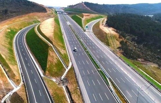Kuzey Marmara Otoyolu 2020'de trafiğe açılacak!