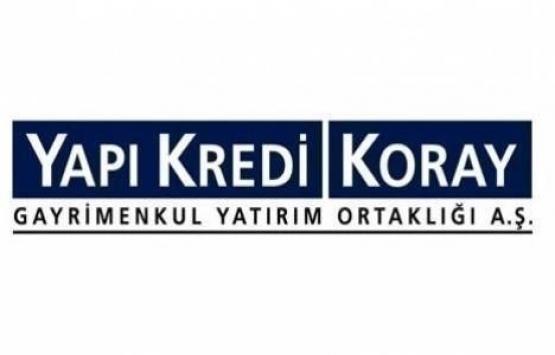 Yapı Kredi Koray GYO'dan Ankara-Çankaya Projesi açıklaması!