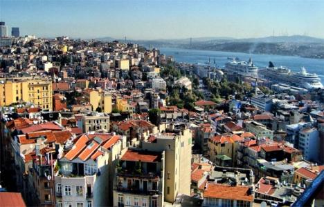 Yabancıya satış en çok İstanbul'dan!