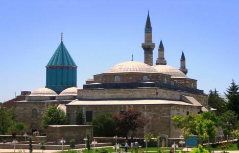 Konya Mevlana Müzesi'ni
