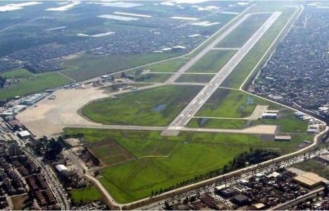 Adana Havalimanı'da yüksek