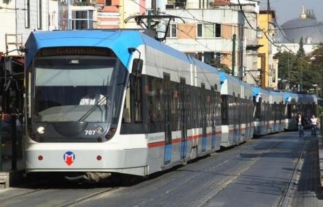 Eminönü-Alibeyköy tramvayı
