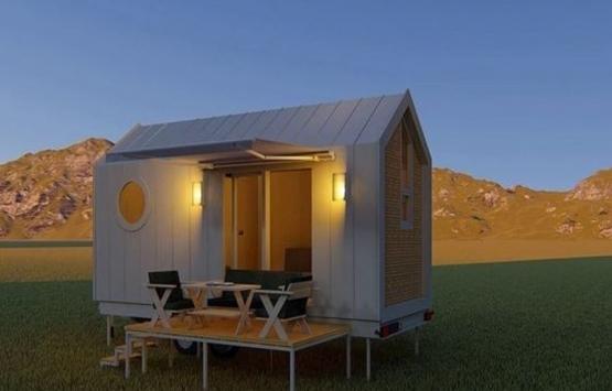 Tiny house kiralama 2021!