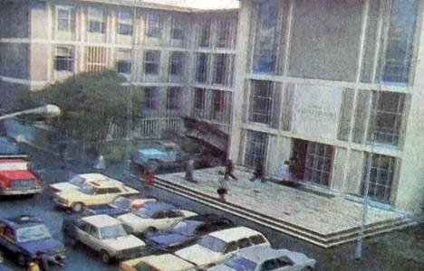 1986 yılında İstanbul