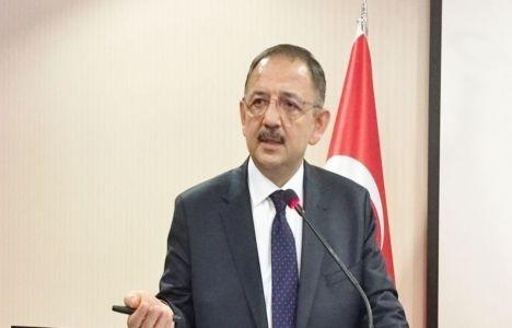 Mehmet Özhaseki: İmar