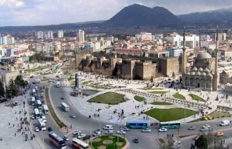 Kayseri'de satılık arsa 1 milyon 901 bin TL!