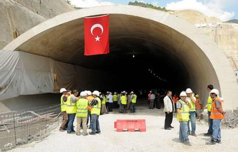 Orhangazi Samanlı Tüneli yarın açılıyor!