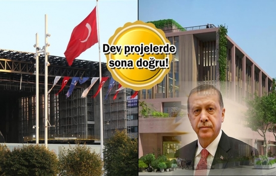 Cumhurbaşkanı Erdoğan Galataport ve AKM için tarih verdi!
