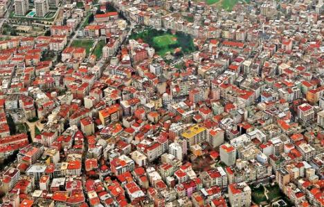 Kırşehir'de üç ayda toplam 758 konut satıldı!