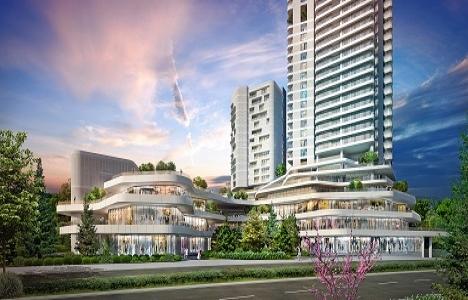 Kuzu Effect Rezidans Ankara satılık!