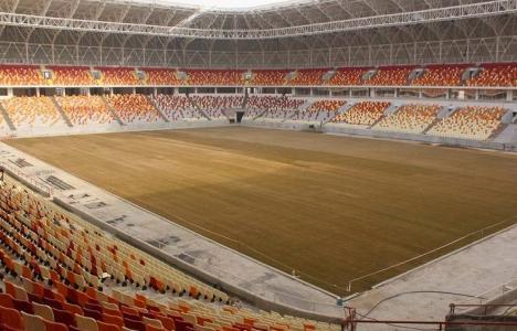 Malatya'nın yeni stadında sona gelindi!