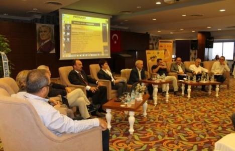 Osman Aydın Antalya'daki