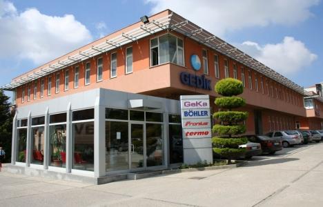 Gedik Holding, fabrikalarını Pendik'ten Hendek'e taşıyor!