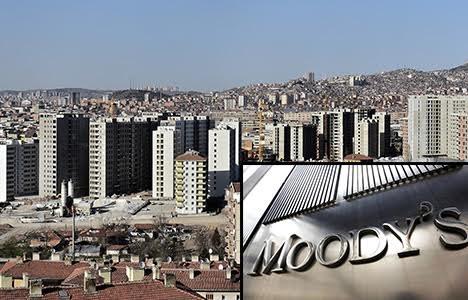 Moody's'in uyarısına konut