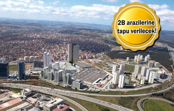 2B Barış Projesi'yle Ümraniye'nin tapu sorunu çözülecek!