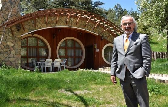 Sivas'taki hobbit evlerine