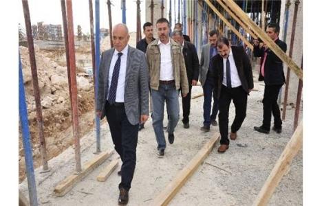 Karaman'daki 15 Bin Kişilik Stadyum Projesi için çalışmalar başladı!