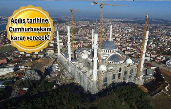 Çamlıca Camii ve