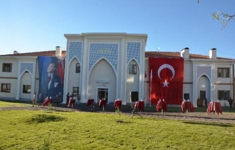 Kayseri Hacı Osman Çilsal Aile Sağlığı Merkezi mimarisiyle dikkat çekiyor!