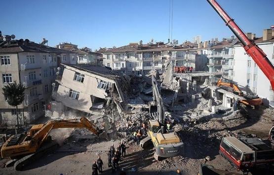 TOKİ Elazığ'da dere yatağına konut inşa etti iddiası!