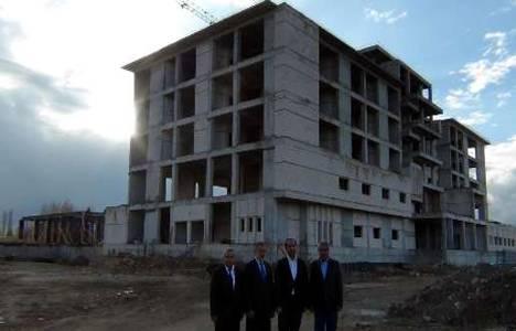 Erciş'te kentsel dönüşüm