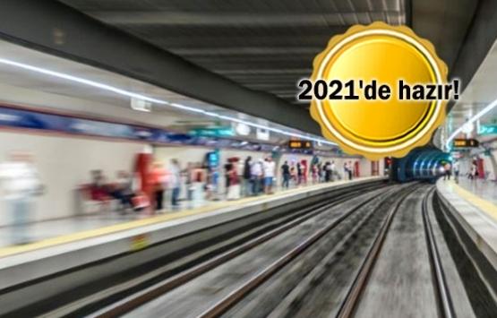 Ataköy-Basın Ekspres-İkitelli Metro Hattı'nda son durum!