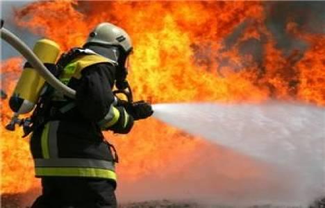 bodrum konacık yangın