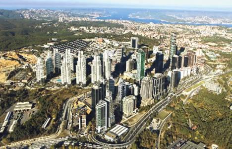 İstanbul'da lüks konut