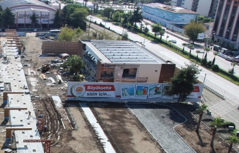 Samsun Büyük Otel'in balo salonu restore edilecek!