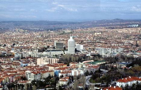 Ankara Yenimahalle'de 7.8