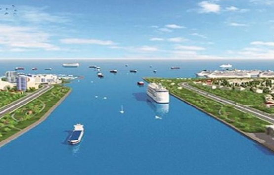 Kanal İstanbul'un en