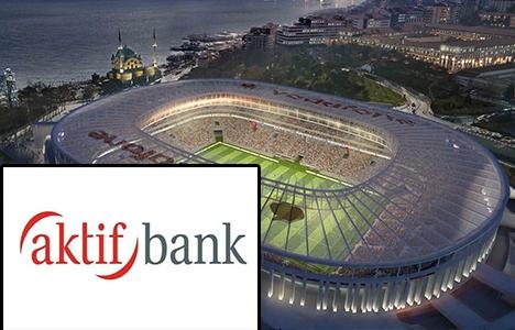 Vodafone Arena'ya Aktif Bank'tan finansman desteği!
