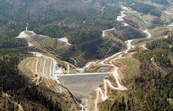 Sakarya Akçay Barajı