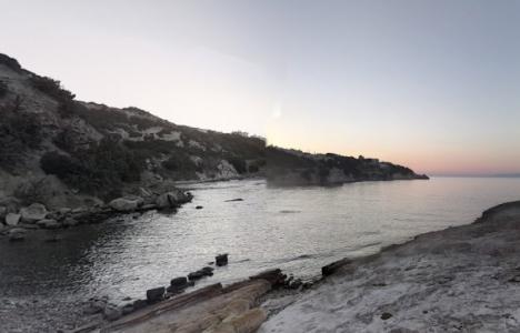 İzmir Defterdarlığı'ndan denize