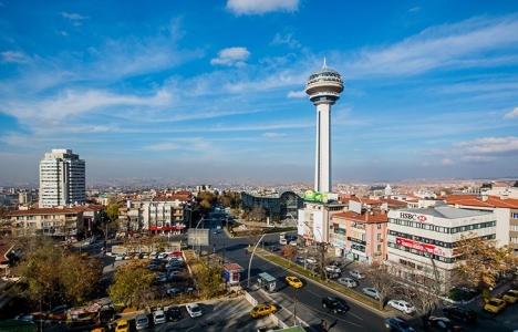 Ankara'da kentsel dönüşüm
