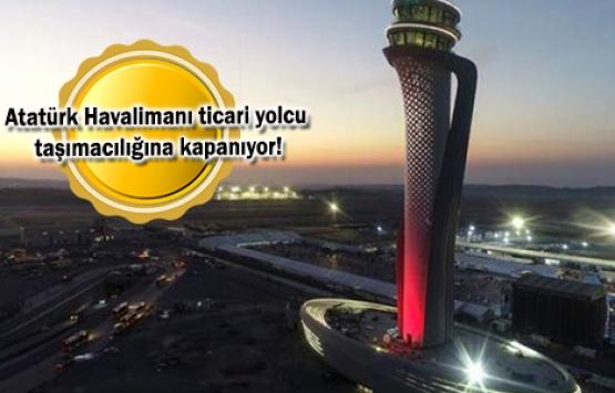 İstanbul Havalimanı'na taşınma planı belli oldu!