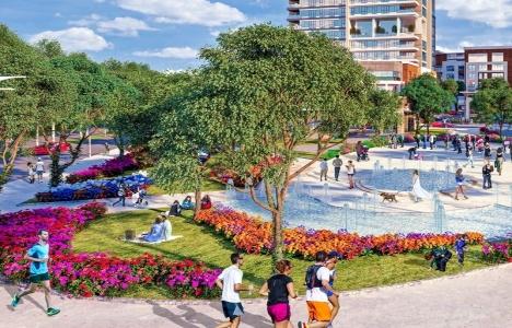 Atmaca Bahçeşehir Park daire fiyatları!