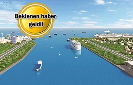 Kanal İstanbul 2025'te tamamlanacak!