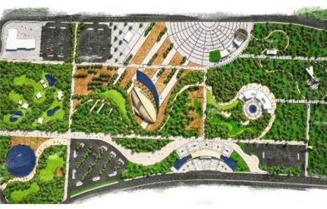 Gaziantep'e Fıstık Parkı inşa edilecek!