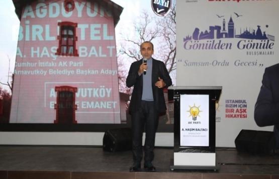 Arnavutköy Devlet Hastanesi'nin ek binası açılıyor!