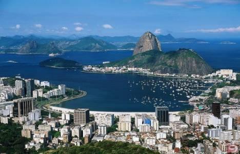 Brezilya'da beş katlı