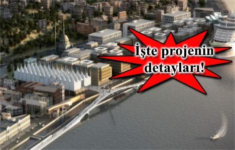 Galataport, Boğaz'ın siluetini