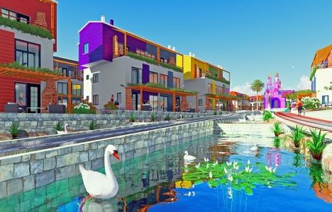 Türkiye'nin en kapsamlı aile projesi Colorist Şile'ye mimari patent!
