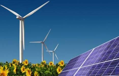 Yenilenebilir enerji projesine