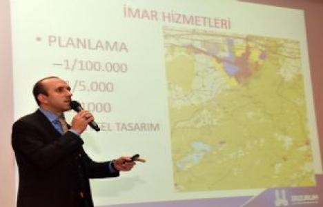 Erzurum kentsel dönüşümle