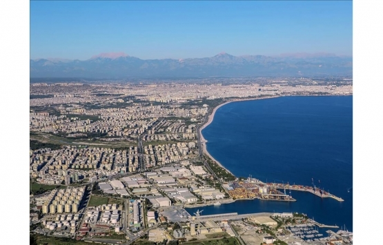 Antalya'da 45.8 milyon TL'ye satılık 2 gayrimenkul!