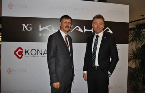 Türkiye'nin en büyük seramik showroomu Konya'da açıldı!