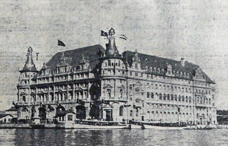 1935 yılında İstanbul