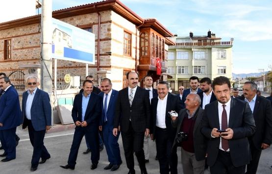 Konya Seydişehir'e 5 yılda 153 milyonluk yatırım!